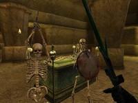 morrowind, szkielety