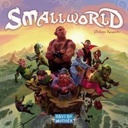small world, okładka