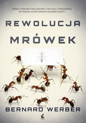 okładka, rewolucja mrówek
