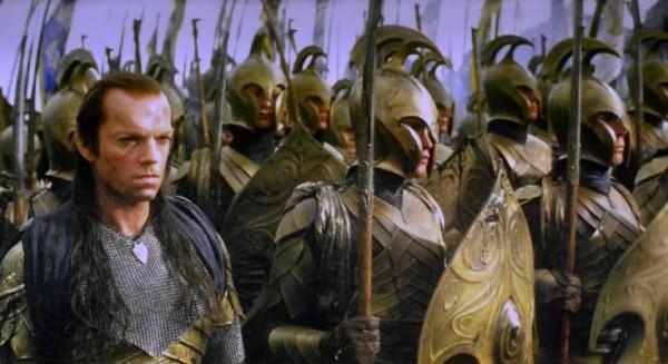 noldorowie, elrond