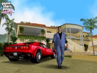 gta vice city, screen