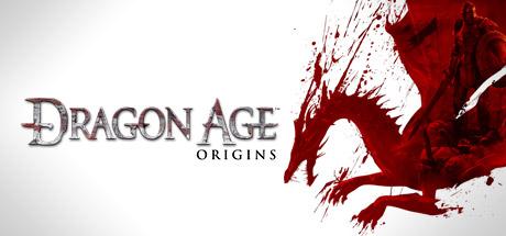 dragon age poczatek, logo