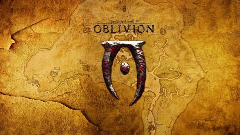 oblivion, logo