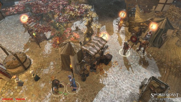 sword coast legends, za darmo, steam, ten weekend, 17.12 do 20.12