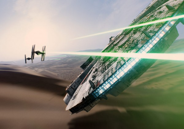 gwiezdne wojny: przebudzenie mocy