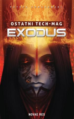 ostatni tech-mag. exodus, okładka