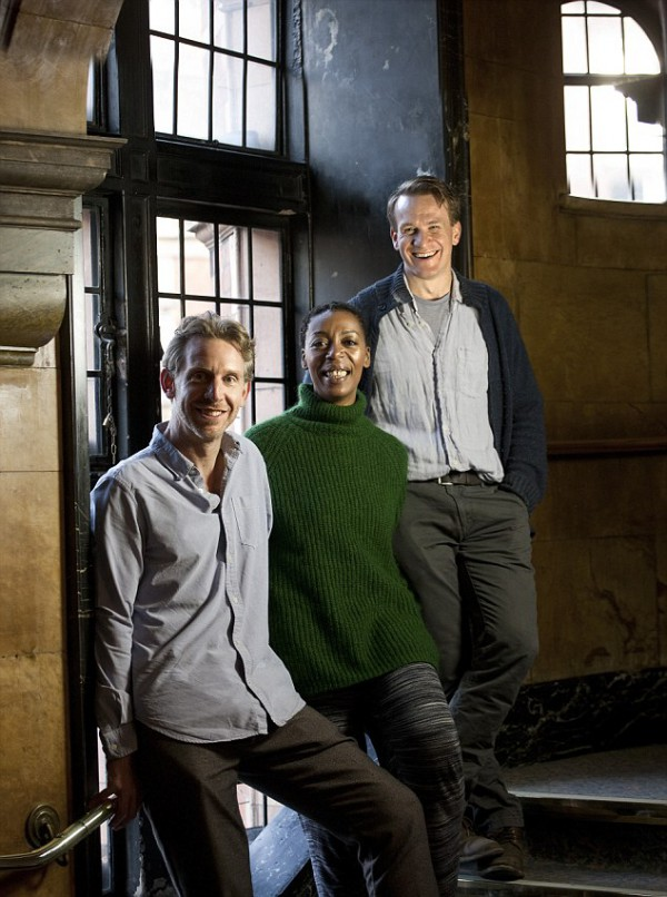 harry potter and the cursed child, jamie parker, noma dumezweni, paul thornley