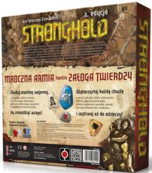 stronghold, okładka