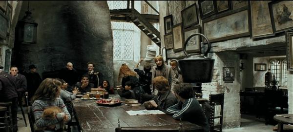 potter, dziurawy kocioł