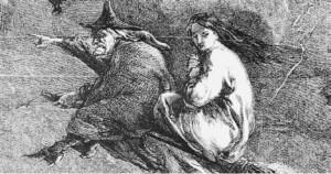 czarownice na miotle
