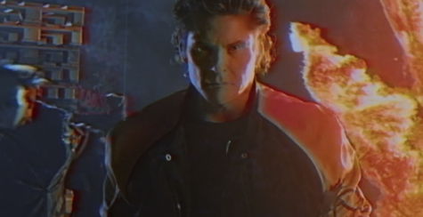 kung fury, david hasselhoff, true survivor