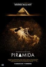 piramida, film, horror
