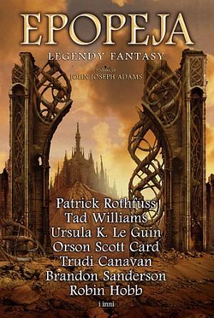 epopeja, legendy fantasy