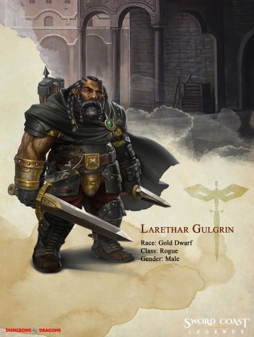 sword coast legends, larethar
