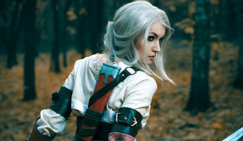 ciri, wiedźmin 3, witcher 3, cosplay