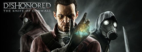 dishonored, knife of dunwall