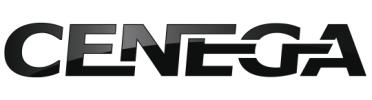 logo, cenega