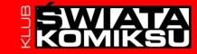 logo, świat komiksu