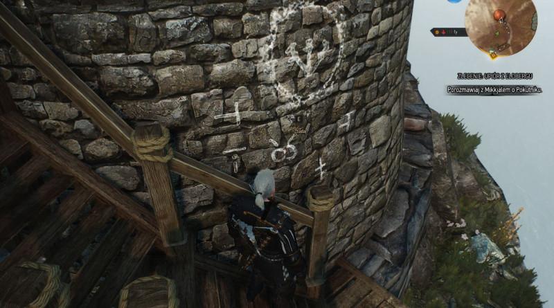 bestia z eldbergu, wiedźmin 3 zlecenia, arinbjorn