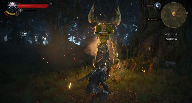 w sercu lasu, wiedźmin 3 zlecenia, sven wiedźmin 3, ferlund