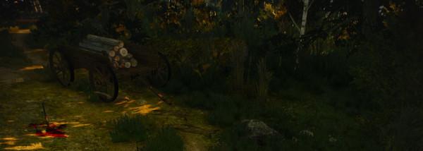 opiekun lasu, wiedźmin 3 zlecenia, kernun