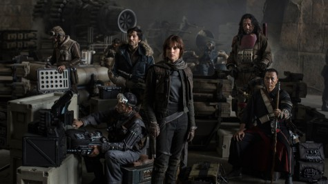 a star wars stroy: rogue one
