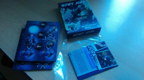 nowy jork, neuroshima hex