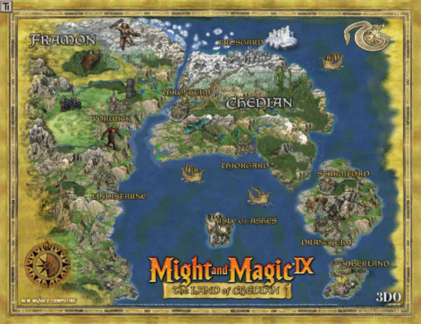 might and magic ix, writ of fate