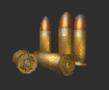 fallout, amunicja