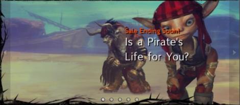dzień mówienia jak pirat, guild wars 2, wyprzedaż, gemstore