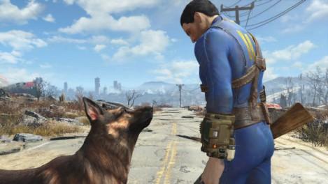 fallout 4, dogmeat