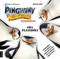 pingwiny z madagaskaru, okładka