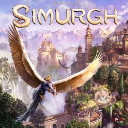 simurgh, okładka