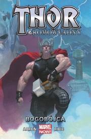 thor gromowładny, marvel, bogobójca, komiks