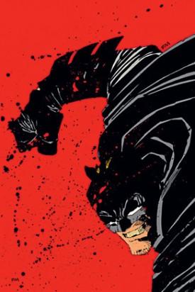 frank miller, mroczny rycerz kontratakuje, batman, komiks