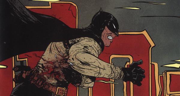 batman: rok setny i inne opowieści