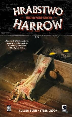 hrabstwo harrow: niezliczone duchy