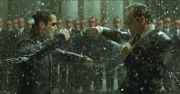 matrix rewolucje recenzja