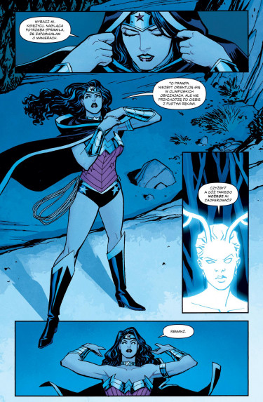 wonder woman 5: ciało