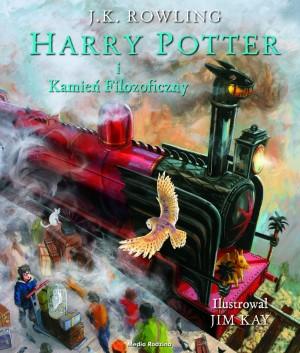 Harry Potter i Kamień Filozoficzny (wydanie ilustrowane)