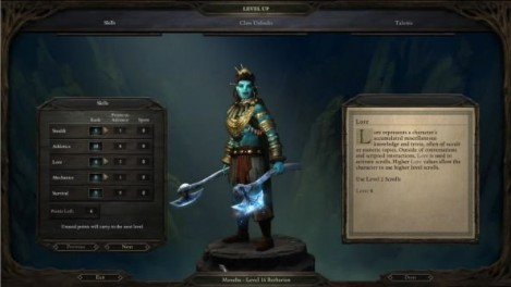 pillars of eternity, white march part 2, maneha, nowy towarzysz