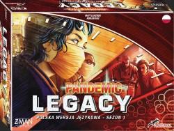 pandemic legacy, okładka