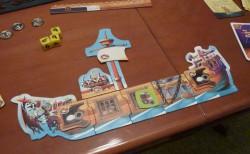 statki łupy kościotrupy