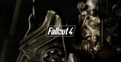 fallout 4, okładka