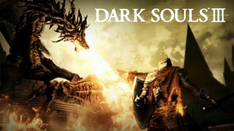 dark souls 3, okładka