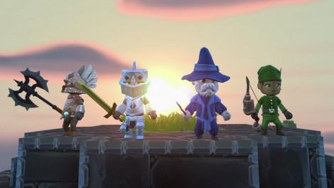portal knights, okładka