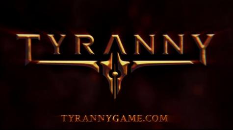 tyranny, okładka