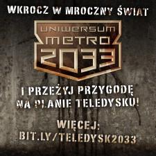 teledysk, metro 2033, insignis