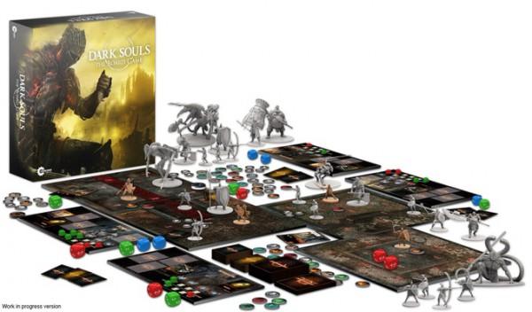 dark souls the borad game