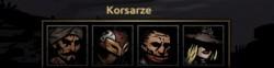 korsarze